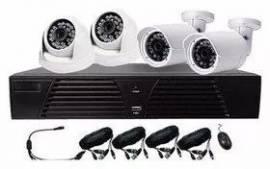 უსაფრთხოების სისტემები, ვიდეო მეთვალყურეობის სისტემები